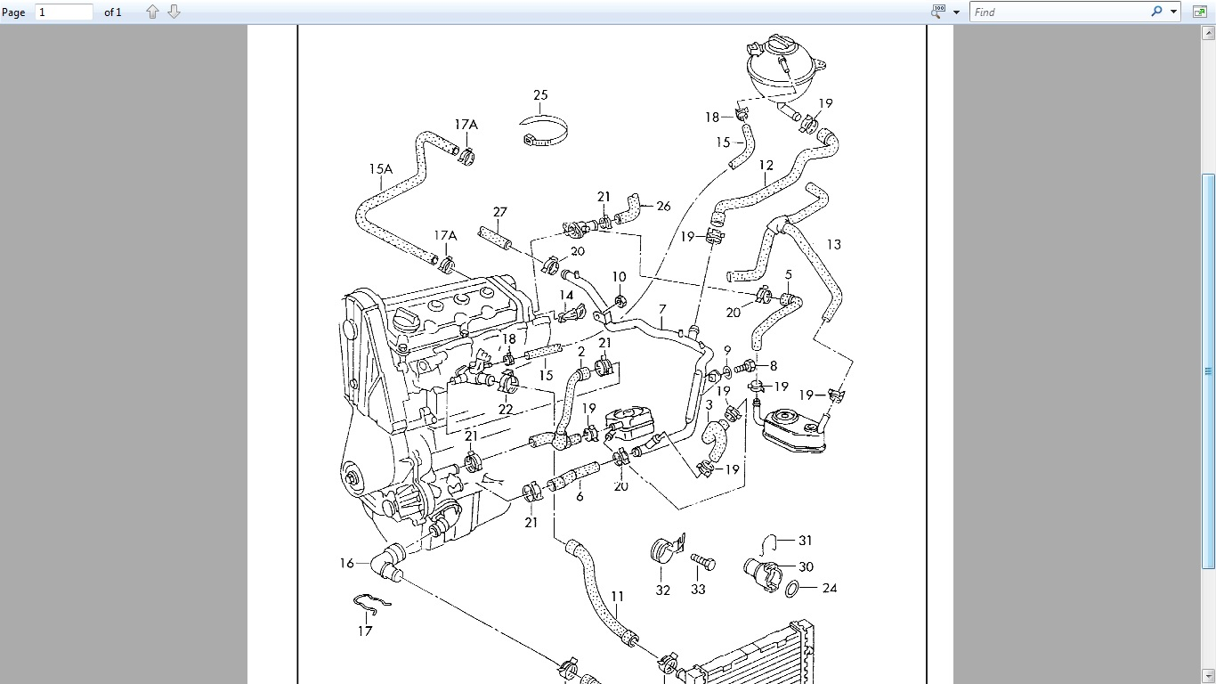 Coolant Diagram Mk3 Golf Opinions About Wiring Mk6 Gti Fuse Box Images Schematics Javalins S Blog Vw
