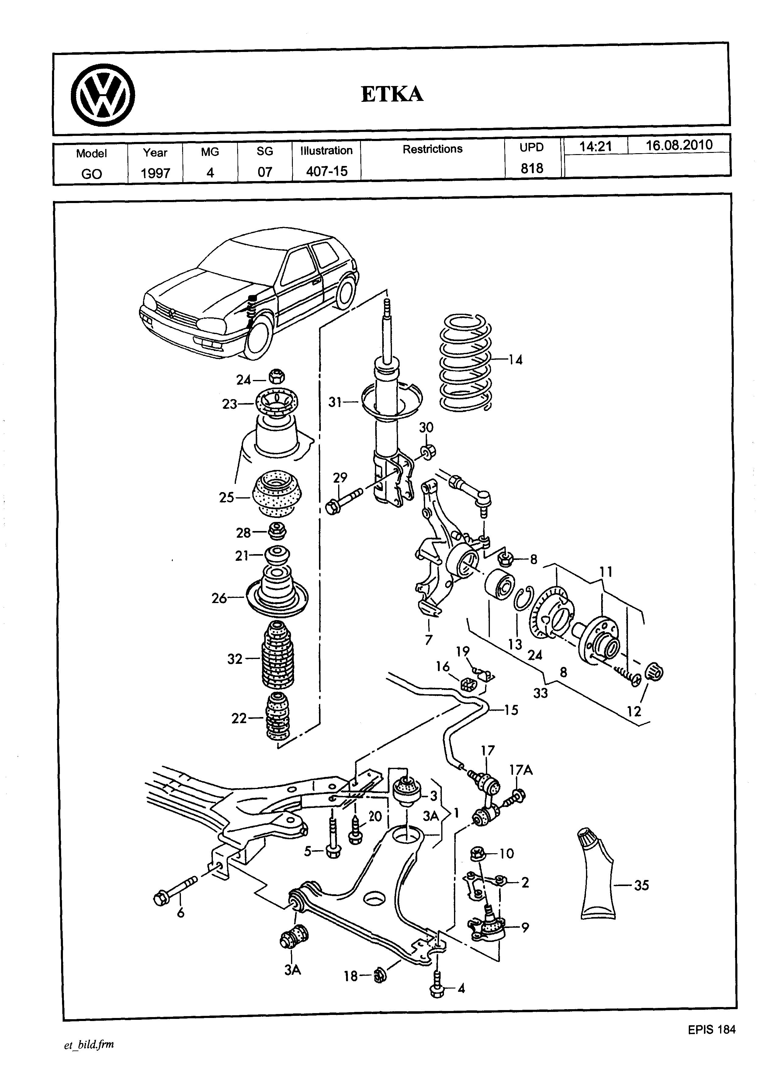 mk2 golf fuse box diagram