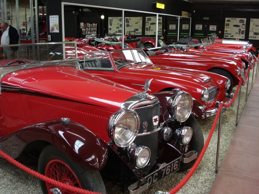 Haynes Motor Museum Visit Javalins S Blog