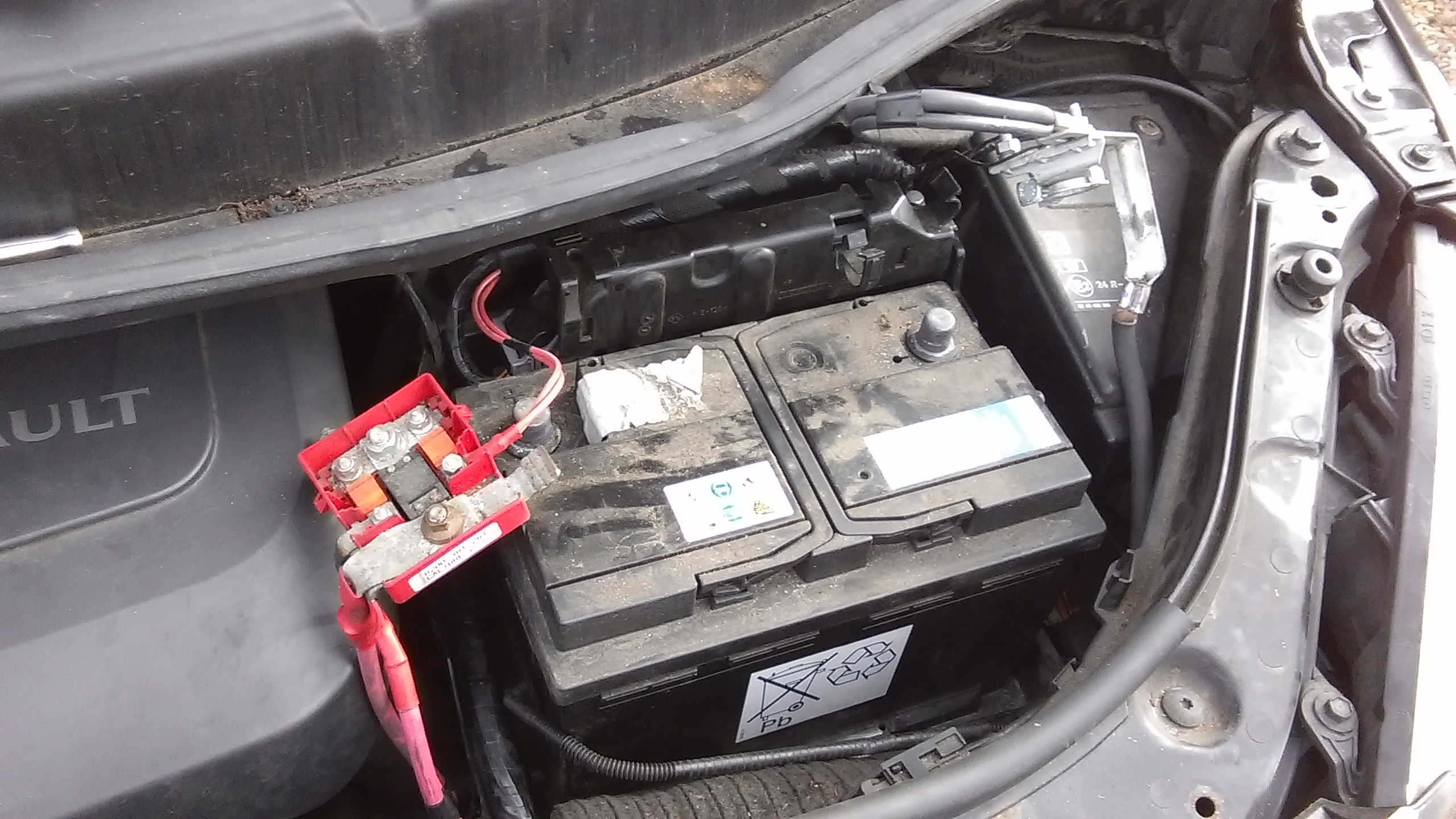 Fuse Box On Renault Scenic
